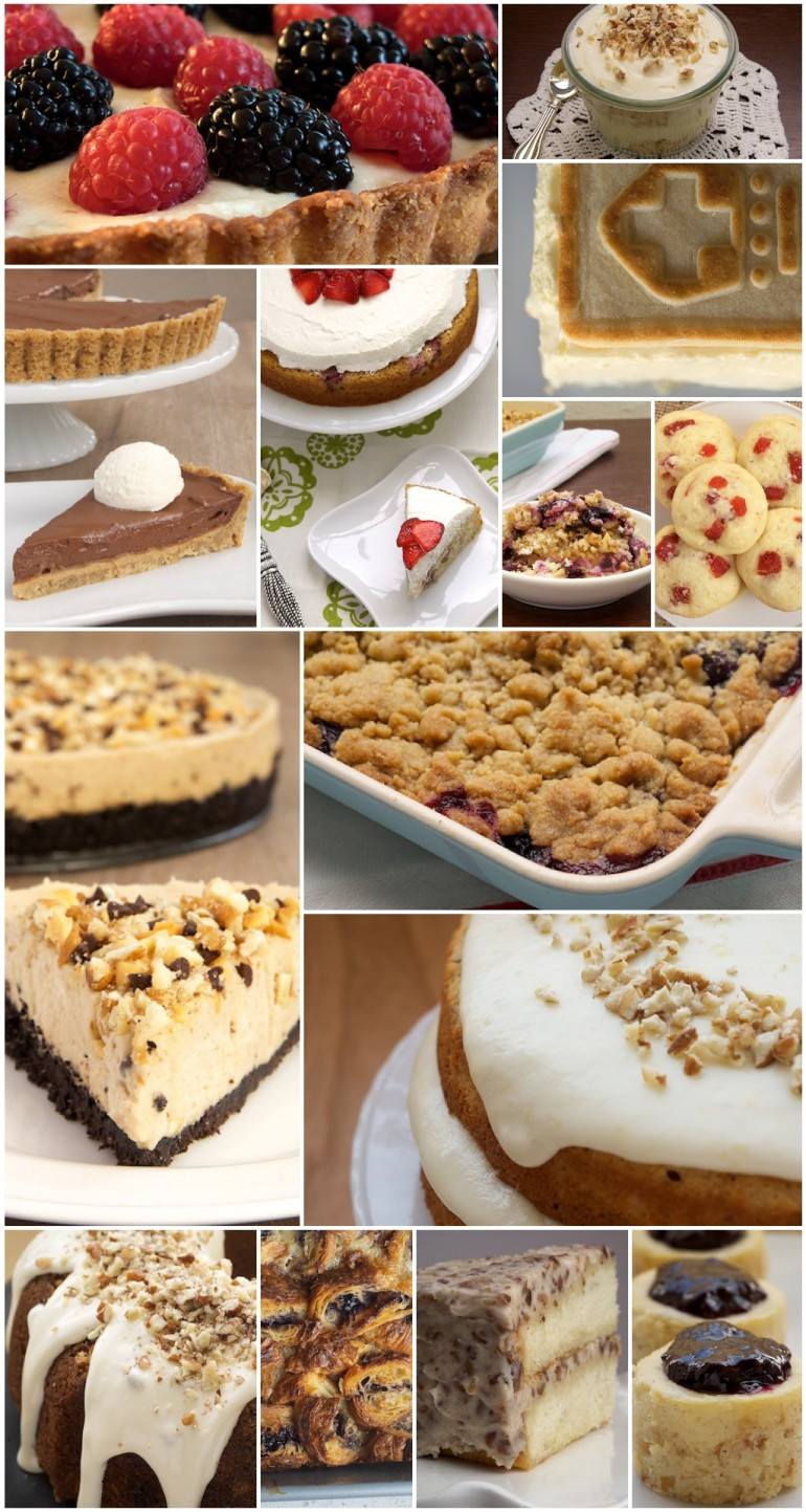 Popular Easter Desserts  BoB s Best Easter Desserts Bake or Break