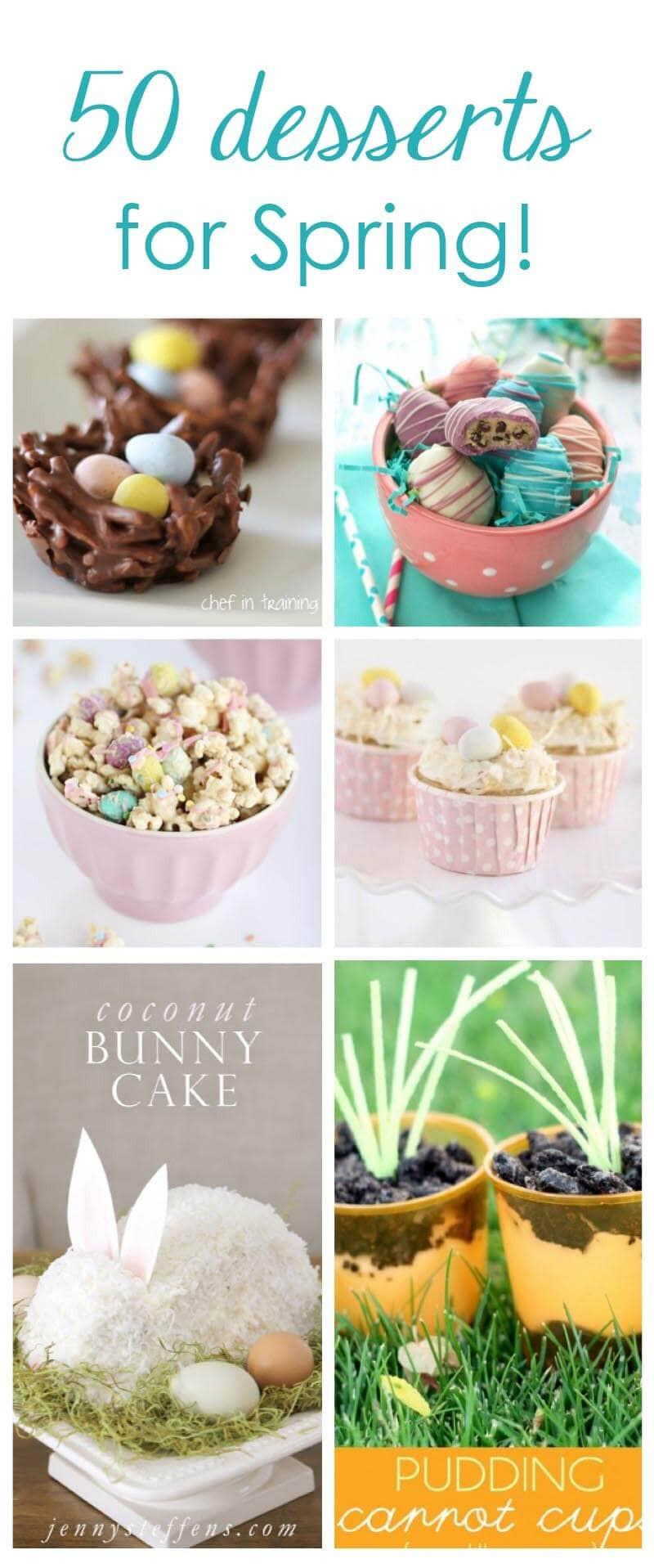 Popular Easter Desserts  50 Easter desserts