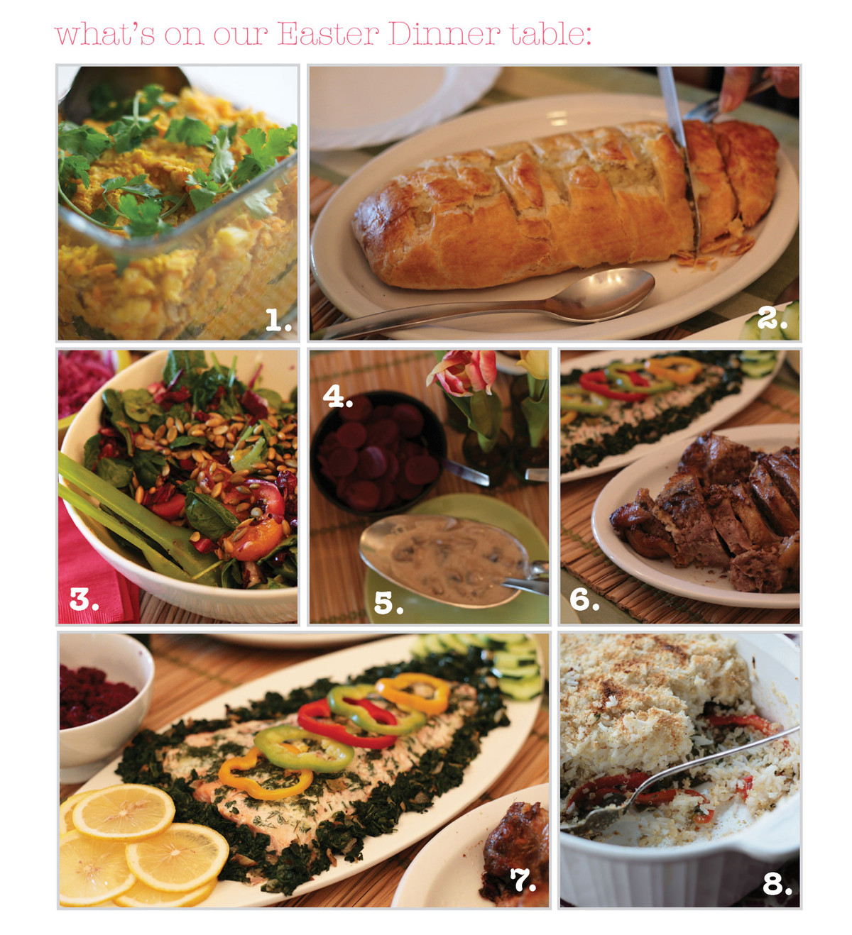 Popular Easter Dinner  delicious easter food Pure Ella