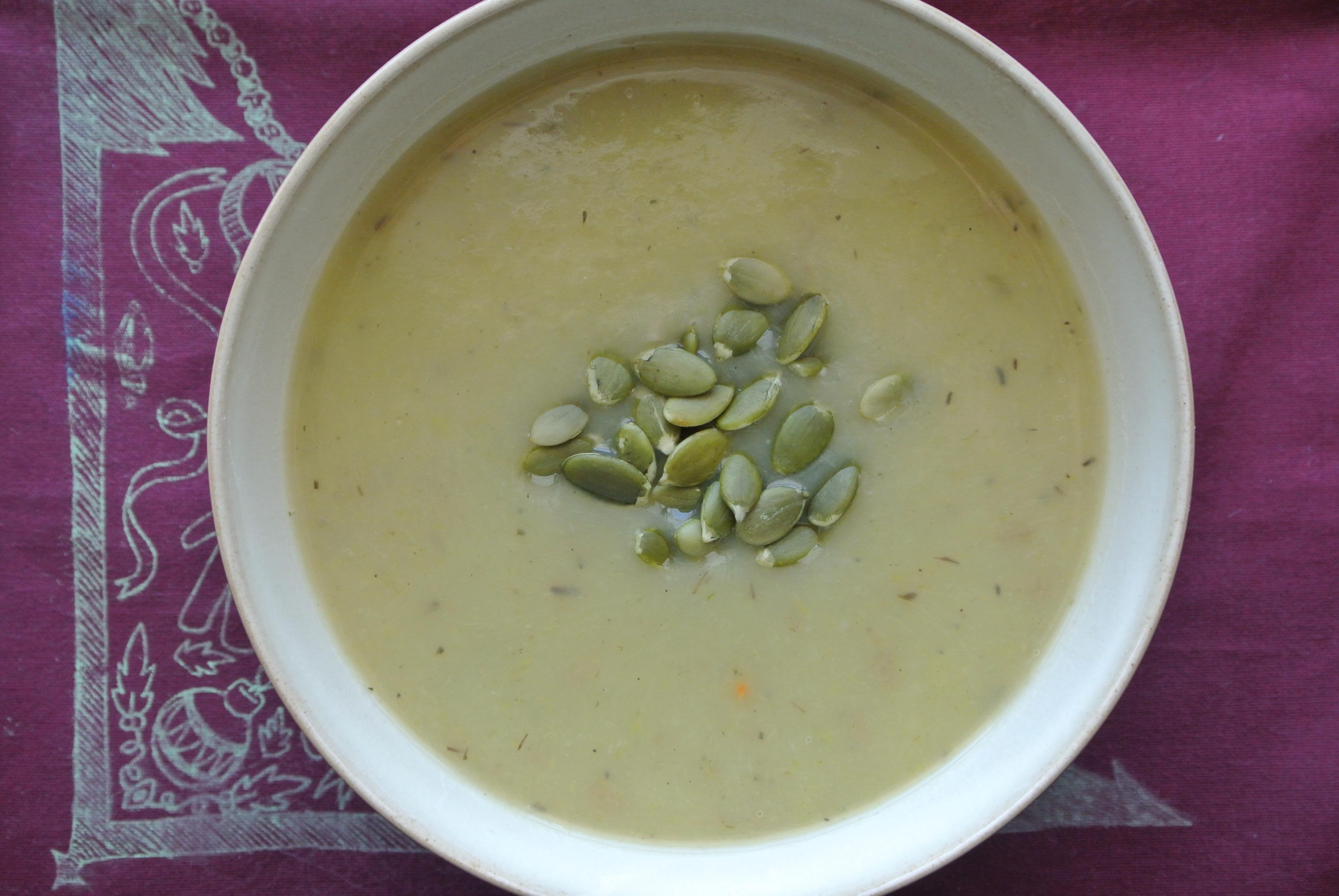 Potato Leek Soup Dairy Free  Potato Leek Soup gluten free dairy free vegan