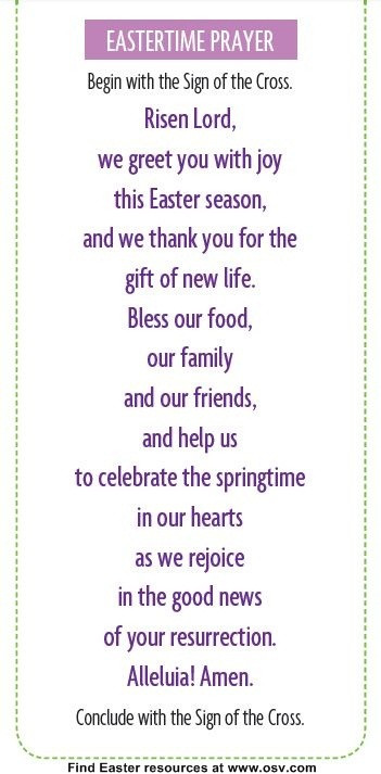 Prayer For Easter Sunday Dinner  25 best ideas about Dinner prayer on Pinterest