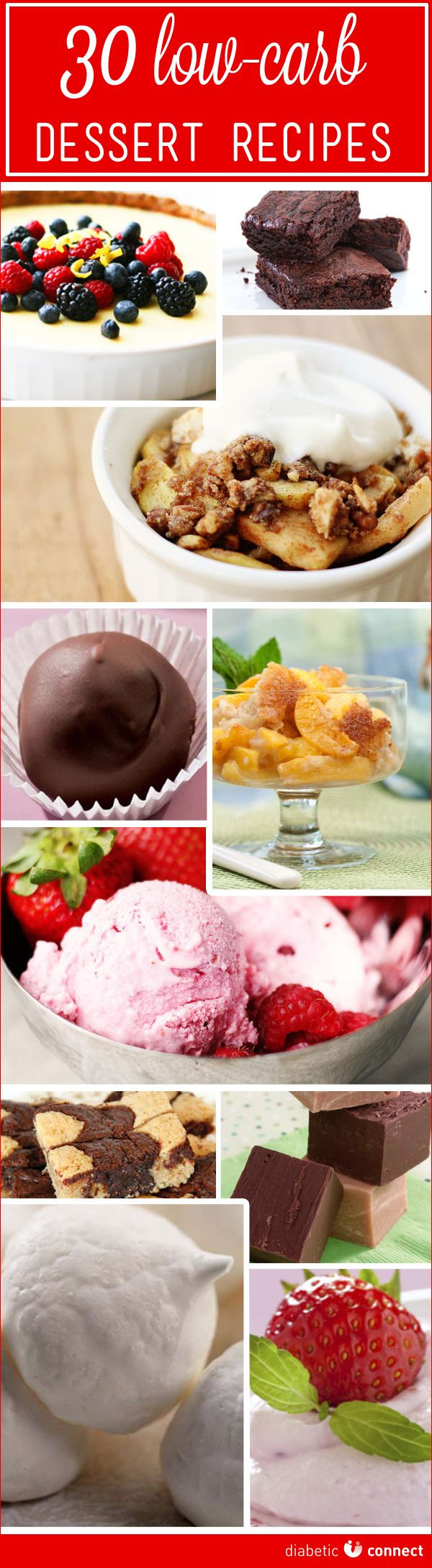 Pre Diabetic Desserts  61 best Diabetic & Kidney info recipes for Hubby images on