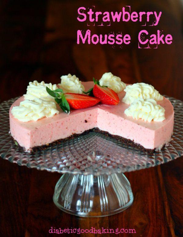 Pre Diabetic Desserts  1386 best Diabetic Desserts images on Pinterest