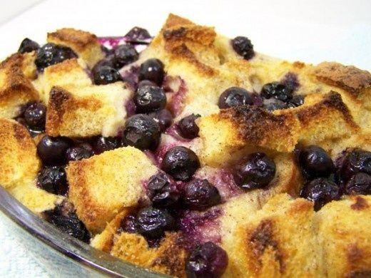 Pre Diabetic Desserts  Easy Splenda Blueberry Cobbler Recipe