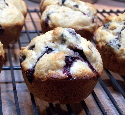 Pre Diabetic Desserts  Diabetic Friendly Blueberry Muffins Recipe