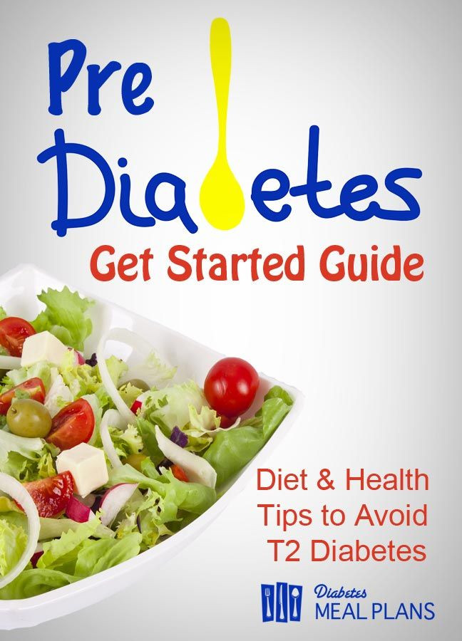 Pre Diabetic Diet Recipes  Prediabetes t and health started guide the best
