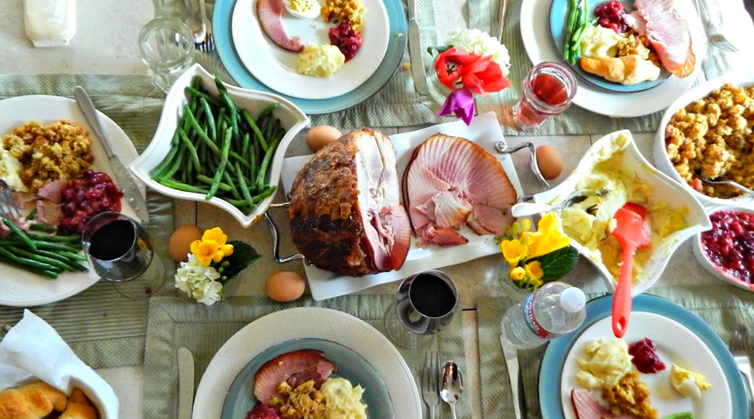 Prepared Easter Dinners  Easter's Right Around the Corner Are You Prepared