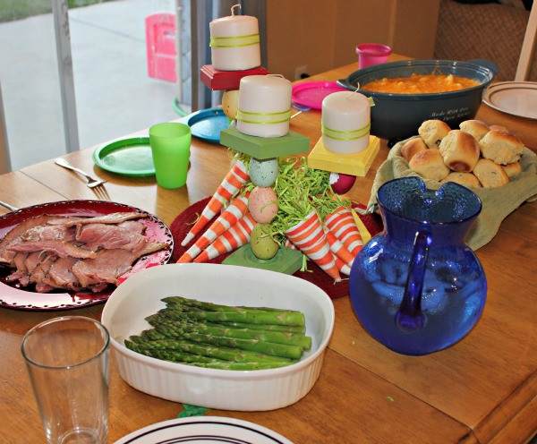 Prepared Easter Dinners  Easter Dinner Under $50 from Smart & Final Clever Housewife
