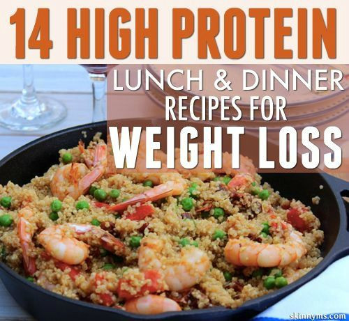 Protein Dinners For Weight Loss  1000 ideas about High Protein Diet Menu on Pinterest