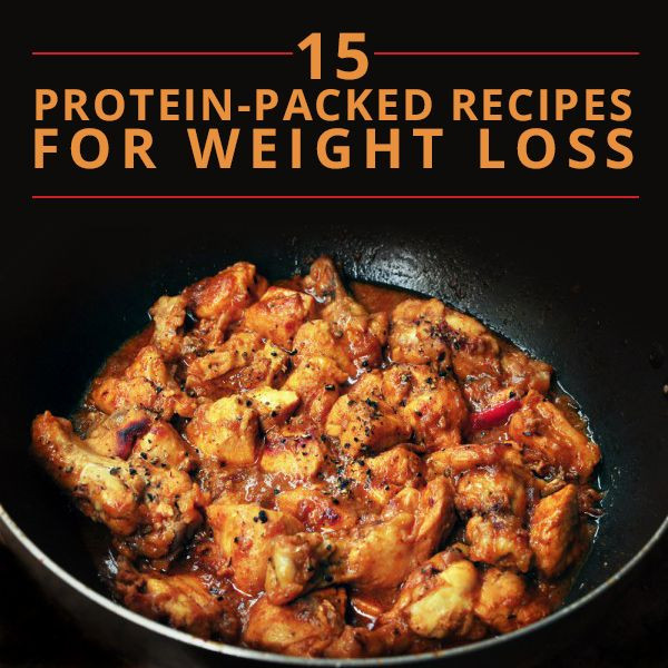 Protein Dinners For Weight Loss  15 Protein Packed Recipes for Weight Loss