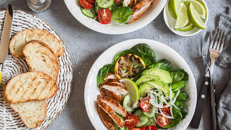Protein Dinners For Weight Loss  6 High Protein Weight Loss Dinners That Actually Taste Good