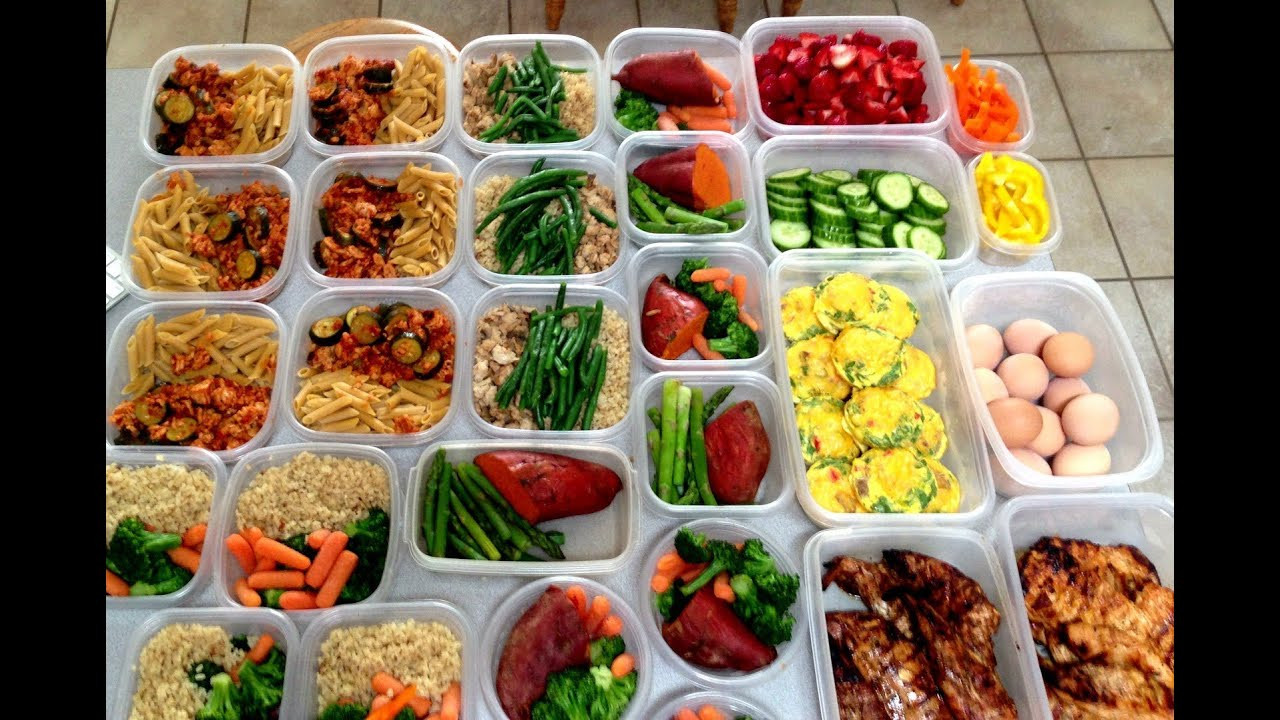 Protein Dinners For Weight Loss  MEAL PREP FOR WEIGHT LOSS JOURNEY AND FITNESS FT PRETTY