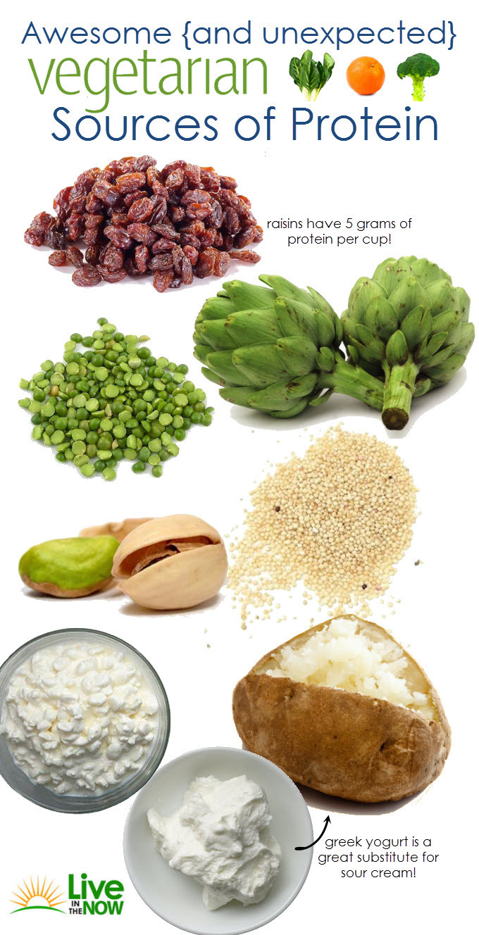 Protein Food For Vegetarian  8 Ve arian Friendly Foods That Are Surprisingly High in