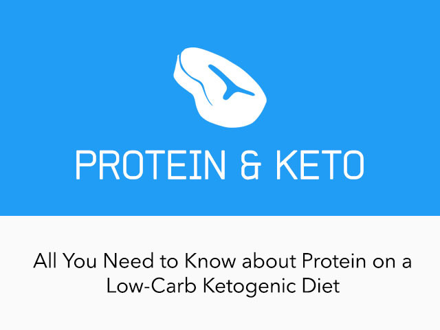 Protein For Keto Diet  All You Need to Know About Protein on a Low Carb Ketogenic
