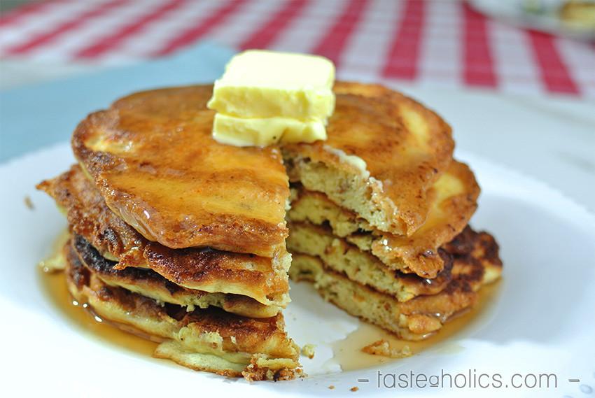 Protein Pancakes Low Carb  Low Carb Pancakes Keto Pancake Recipe