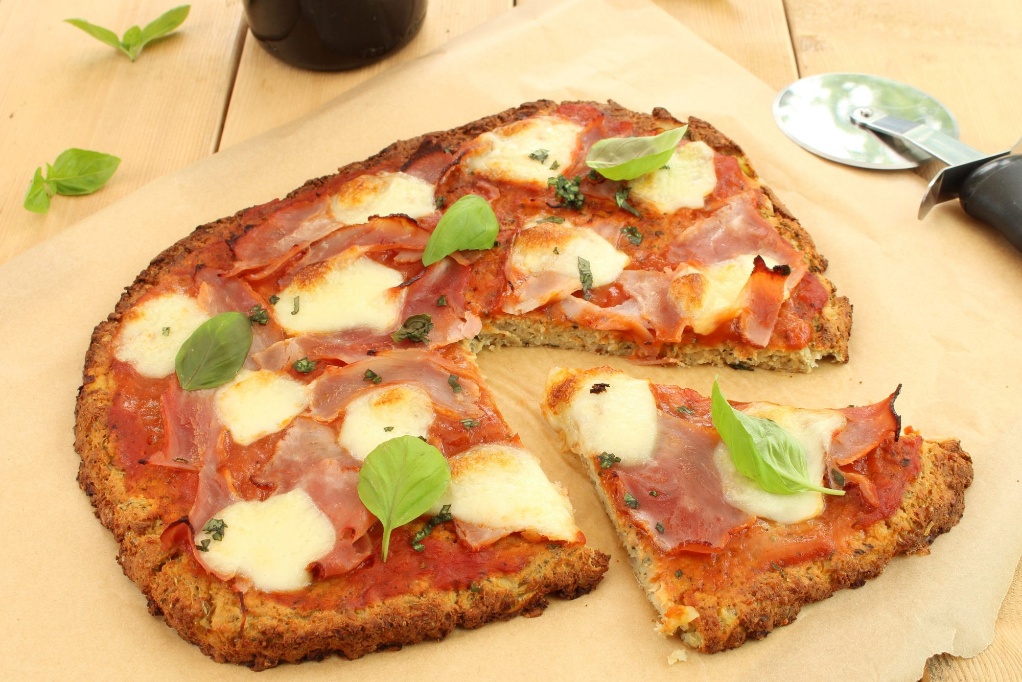 Protein Recipes Low Carb  The Ultimate High Protein Low Carb Pizza Recipe