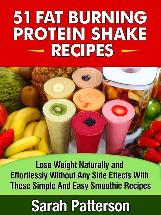Protein Shakes Recipes For Weight Loss  Pinterest • The world's catalog of ideas