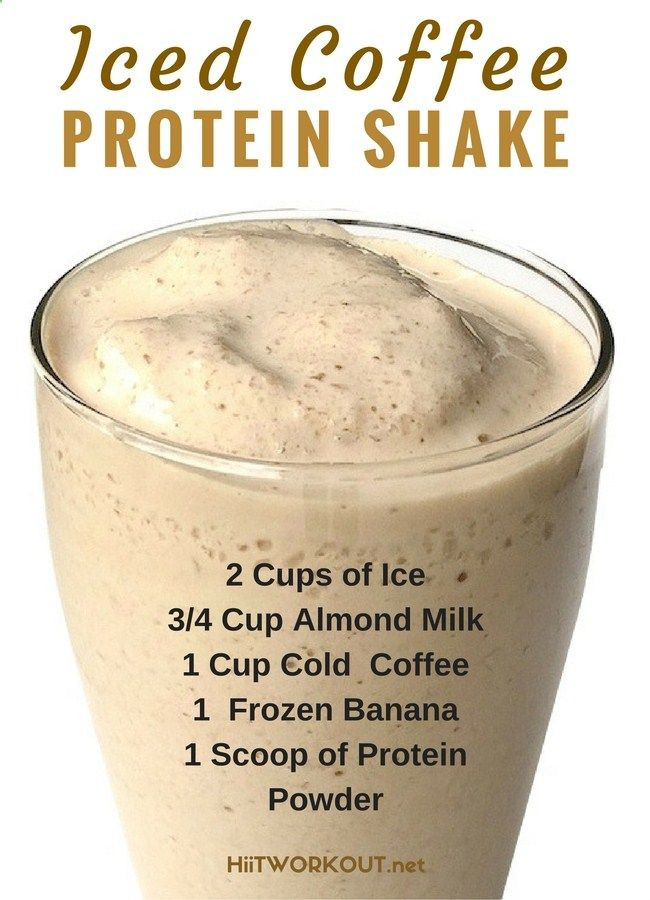 Protein Shakes Recipes For Weight Loss  protein shake recipes weight loss