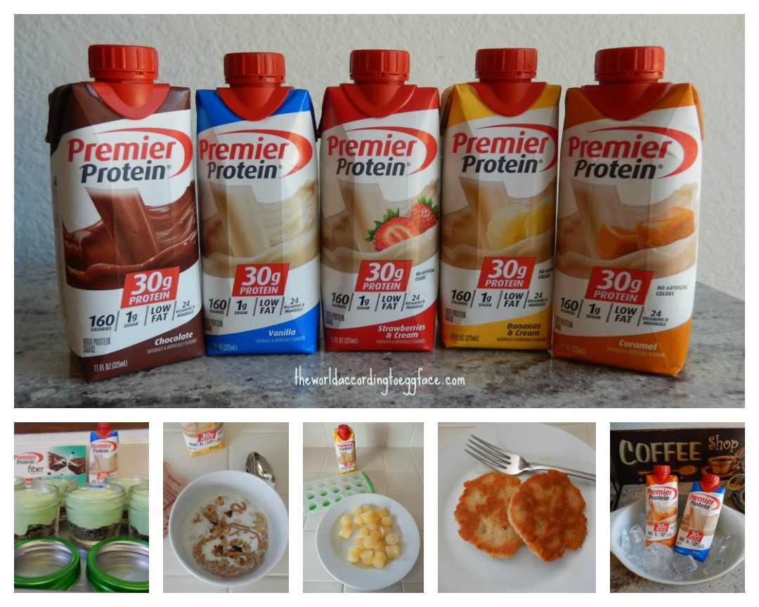 Protein Shakes Recipes For Weight Loss  theworldaccordingtoeggface Premier Protein Shakes 5