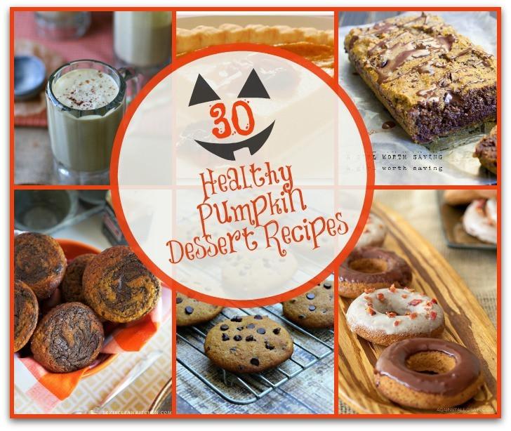 Pumpkin Desserts Healthy  30 Healthy Pumpkin Dessert Recipes Simple Pure Beauty