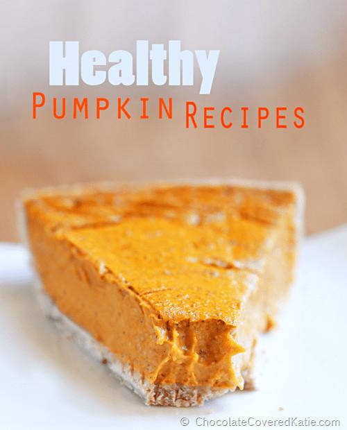 Pumpkin Desserts Healthy  10 Healthy Thanksgiving Desserts That Are NOT Pumpkin