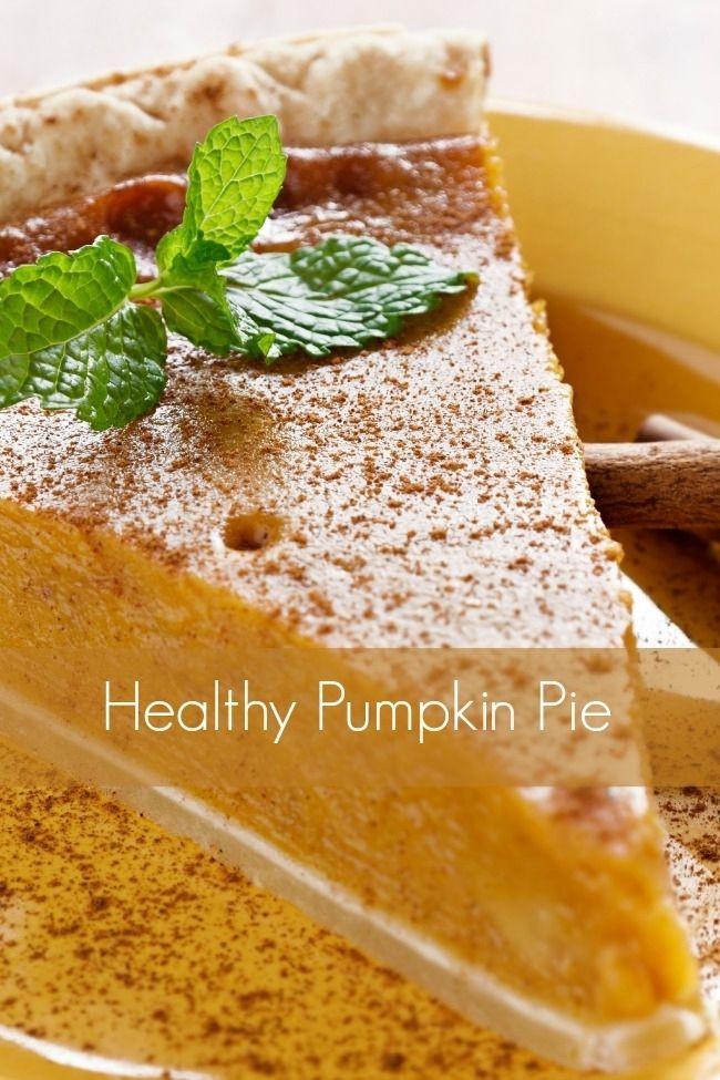 Pumpkin Desserts Healthy  25 bästa Healthy pumpkin pies idéerna på Pinterest