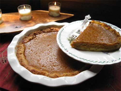 Pumpkin Pie Recipe Dairy Free  Dairy and Gluten Free Pumpkin Pie