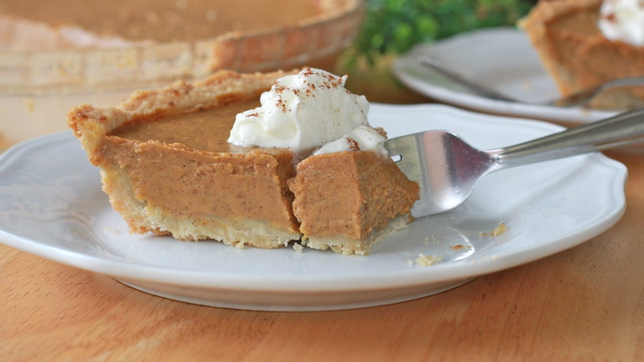 Pumpkin Pie Recipe Dairy Free  gluten free pumpkin pie filling