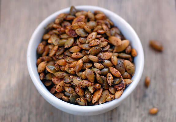 Pumpkin Seeds Keto  Chili Roasted Pumpkin Seeds • Keto Recipe Hub