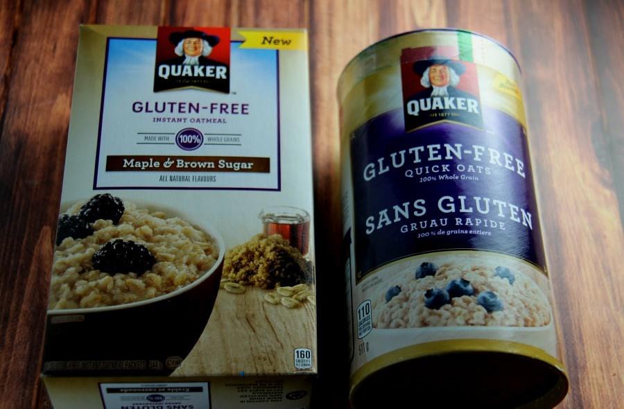 Quaker Oats Gluten Free Oatmeal  Gluten Free Quaker Oats Fruit and Honey Granola