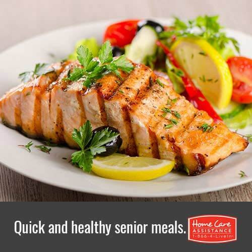 Quick And Easy Diabetic Recipes For One  4 Meal Ideas for Seniors with Diabetes