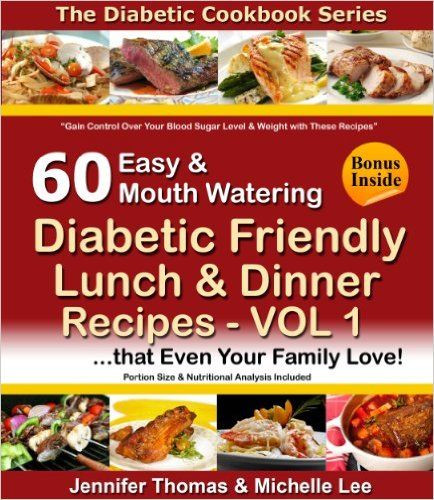 Quick And Easy Diabetic Recipes For One  Best 25 Diabetic menu plans ideas on Pinterest