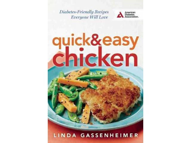 Quick And Easy Diabetic Recipes For One  Quick & Easy Chicken Diabetes Friendly Recipes Everyone