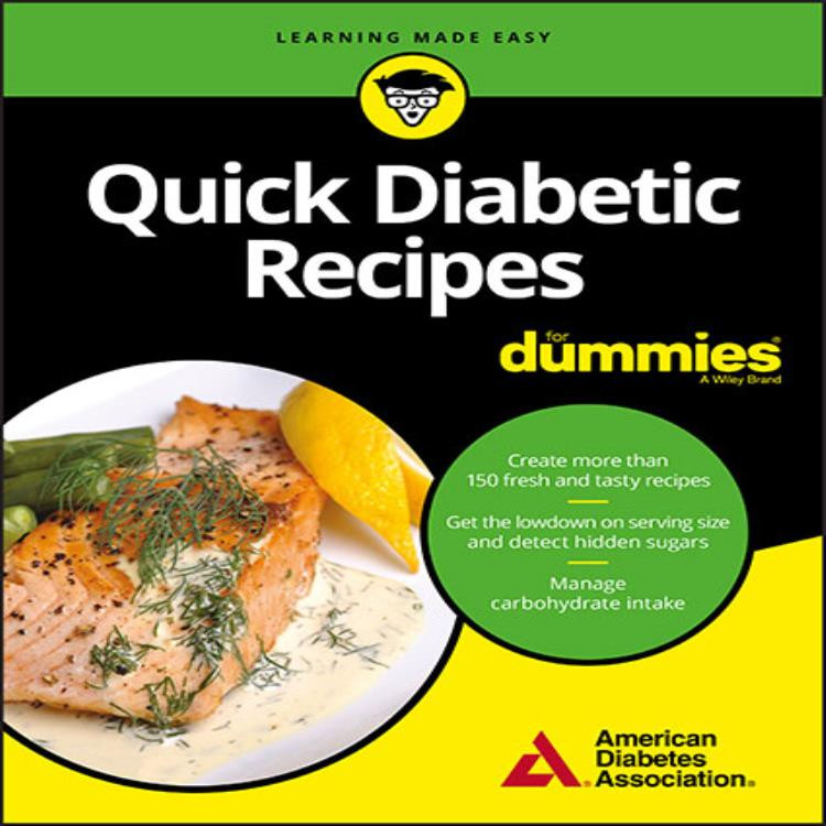 Quick And Easy Diabetic Recipes For One  Quick Diabetic Recipes For Dummies