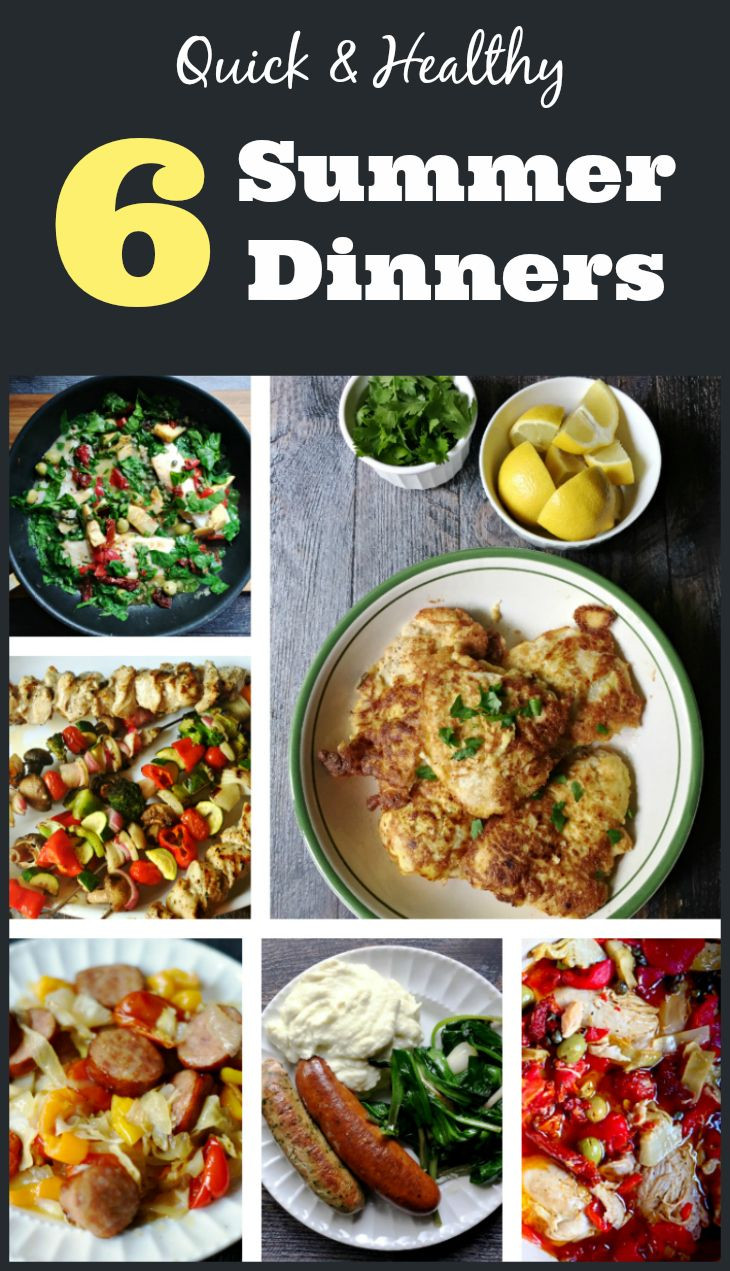 Quick Healthy Family Dinners  17 Best images about Quick & Easy dinners on Pinterest