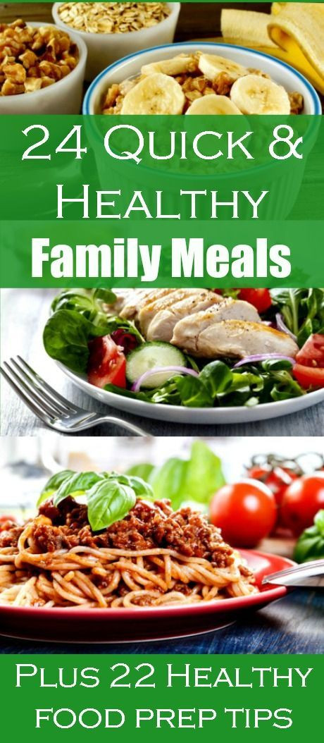 Quick Healthy Family Dinners  274 best Recipes for Teachers images on Pinterest