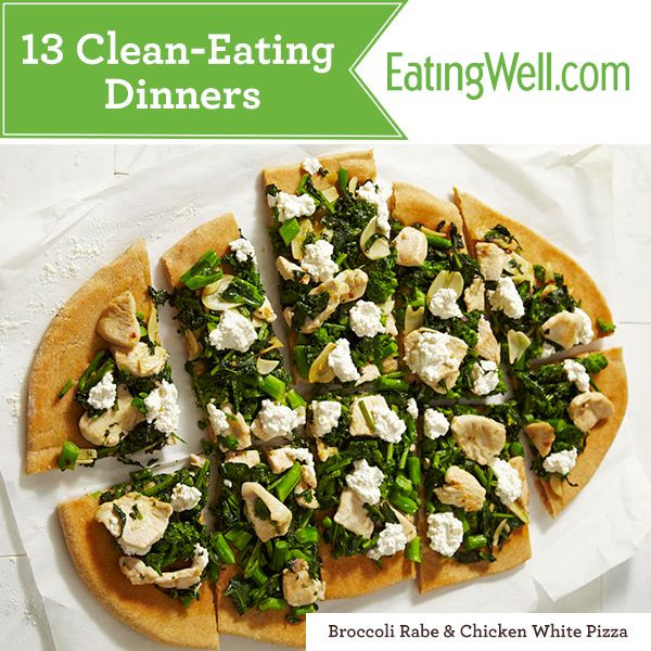 Quick Low Calorie Dinners  Eat cleaner with these quick and easy low calorie clean