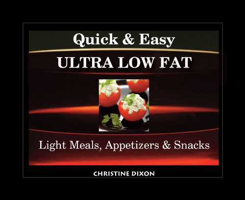 Quick Low Fat Dinners  QUICK LOW FAT MEAL QUICK LOW CALORIES IN A CHICKEN
