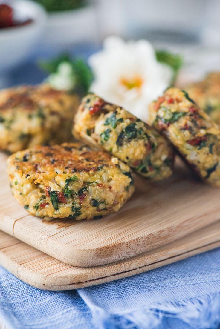 Quinoa Carbs Keto  Italian Quinoa Protein Patties