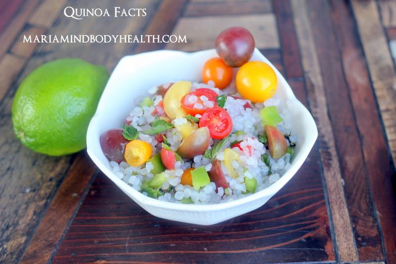 Quinoa Carbs Keto  Maria Mind Body Health