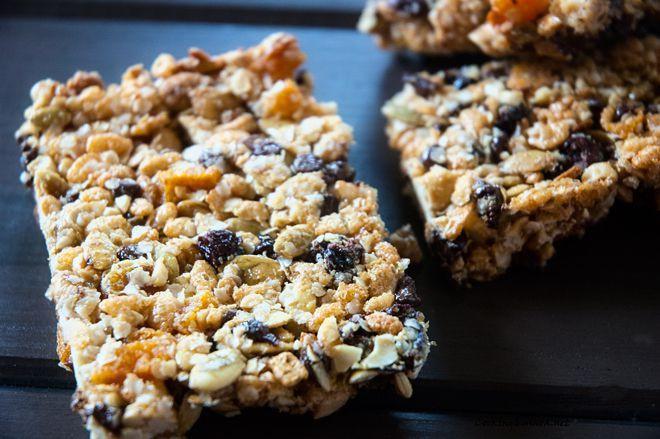Quinoa Carbs Keto  Chocolate Chip Quinoa Energy Bars Recipe