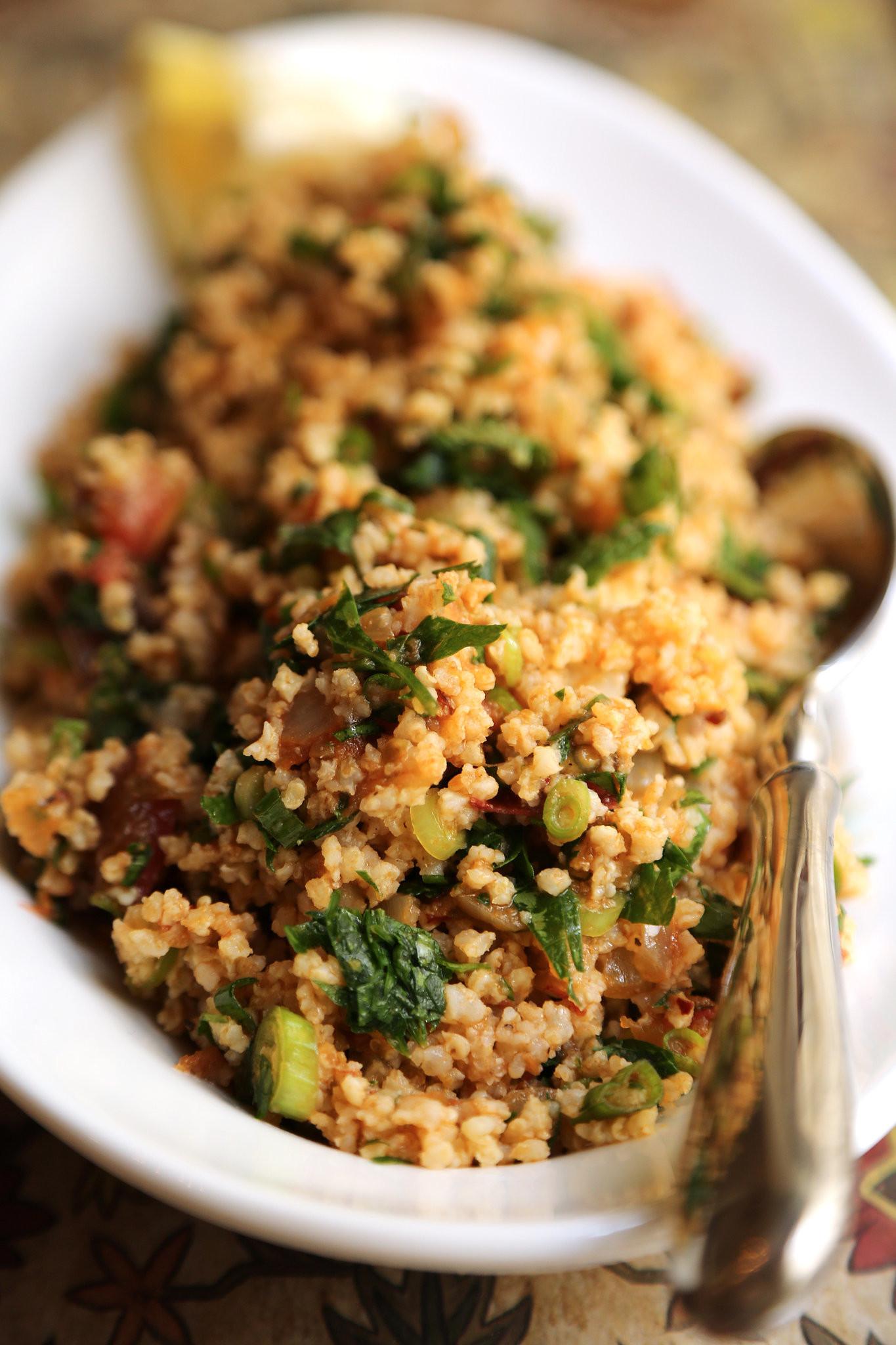 Quinoa Recipe Healthy  Fast Easy Healthy Recipe For Quinoa Tabbouleh