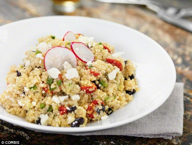 Quinoa Slow Carb  Are Carbohydrates Good For You
