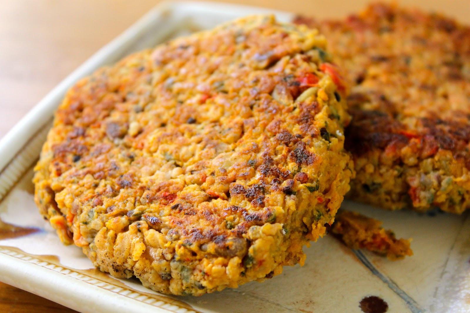 Quinoa Vegan Burger  Domestic Divas Blog Chickpea Quinoa Veggie Burgers