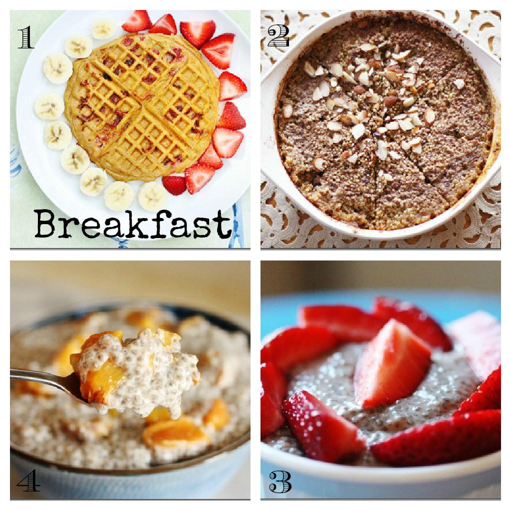 Raw Vegan Breakfast Recipes  Best of 2012 My Favorite Vegan and Raw Recipes