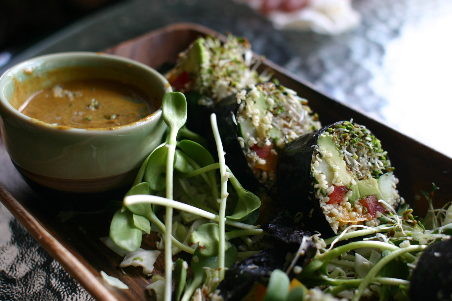 """Raw Vegan Lunch Recipes  """"8 Things I Learned Going Vegan For A Month"""" by Dr"""
