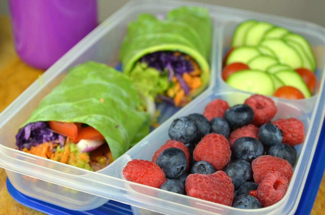 Raw Vegan Lunch Recipes  Raw Vegan Wraps Fablunch