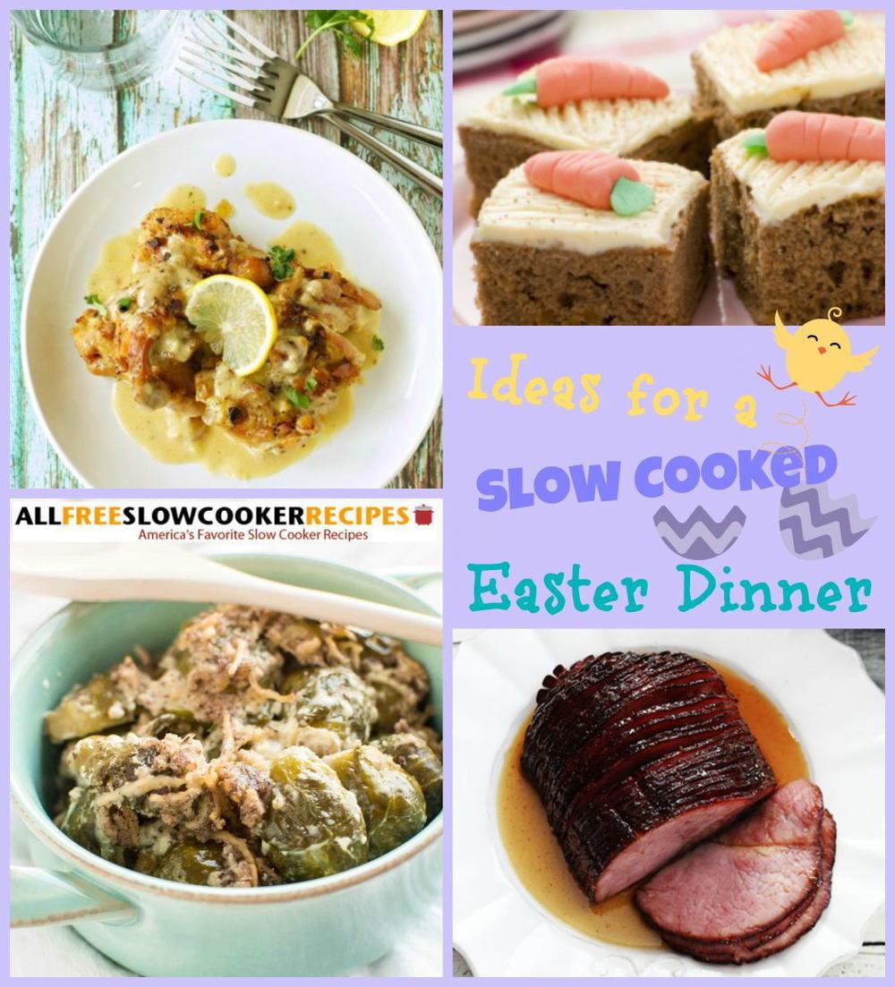 Receipes For Easter Dinner  11 Slow Cooker Easter Dinner Recipes