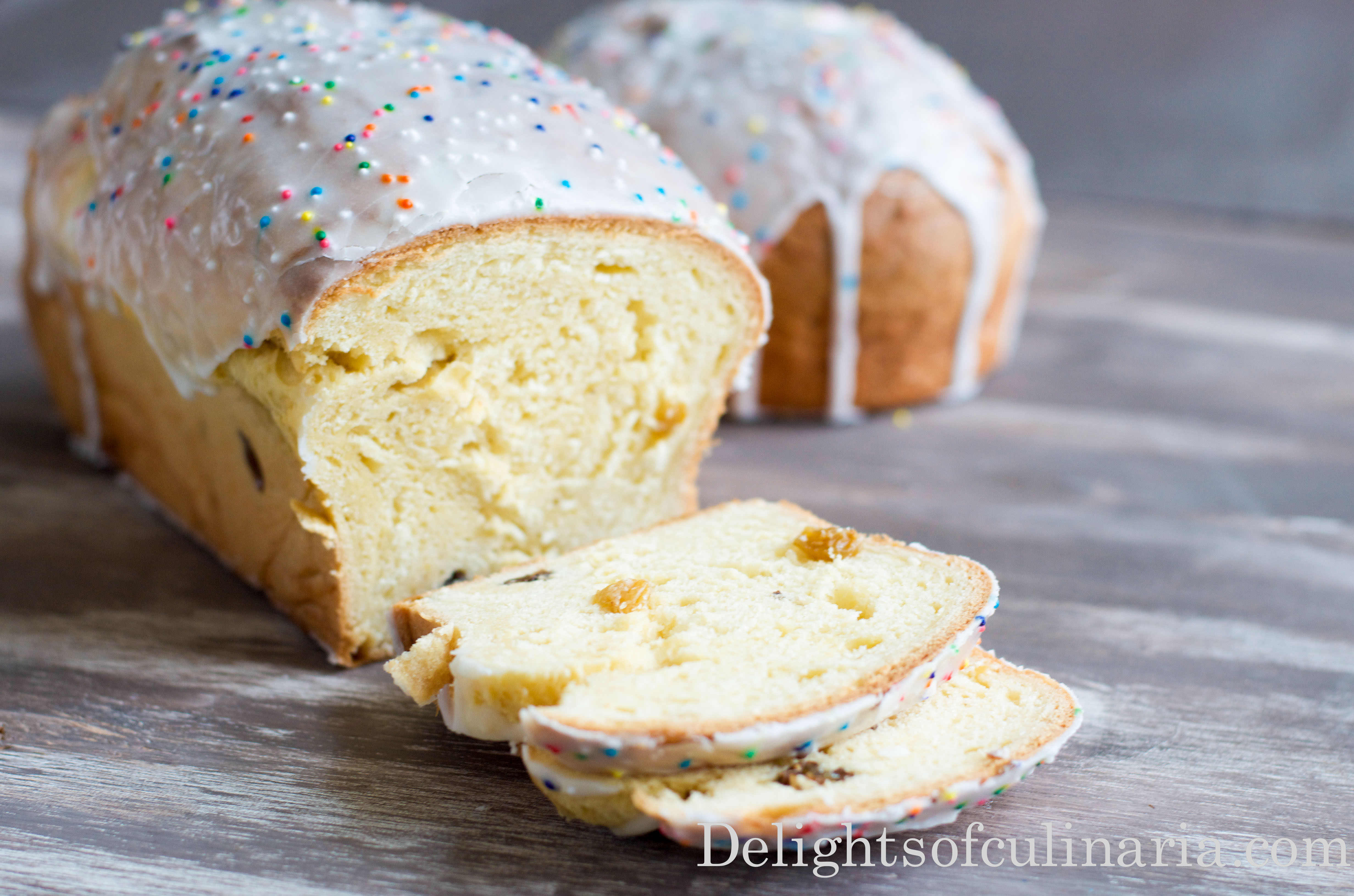 Recipe For Easter Bread  Easter Bread Paska Kulich Recipe Delights Culinaria