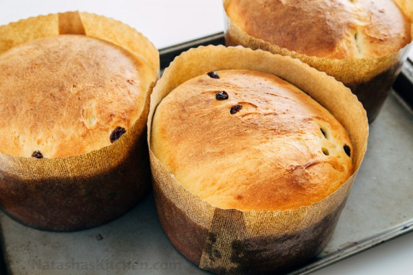 Recipe For Easter Bread  Paska Easter Bread Recipe Kulich